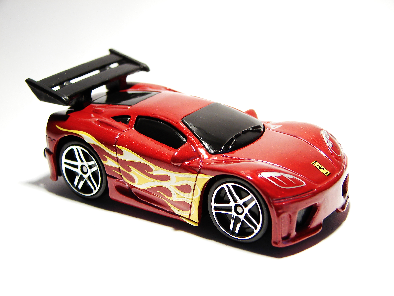 Ferrari 360 Modena ('Tooned)