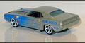 70' Plymouth Barracuda (3703) HW L1160612