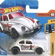 Volkswagen Beetle - FJY49 Card