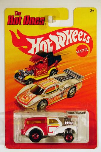 cp27 Hot wheels morris wagon 2002-182