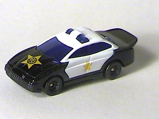 Police Car (McDonald's)