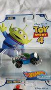 Toy story 4 Alien