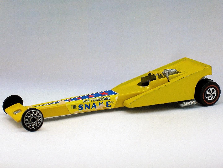Rear Engine Snake