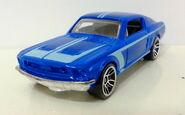 67 Custom Mustang - Nightb 7 - 10 - 1