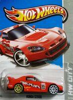 2013 021-250 HW City - Honda S2000 '35 Evasive' Red