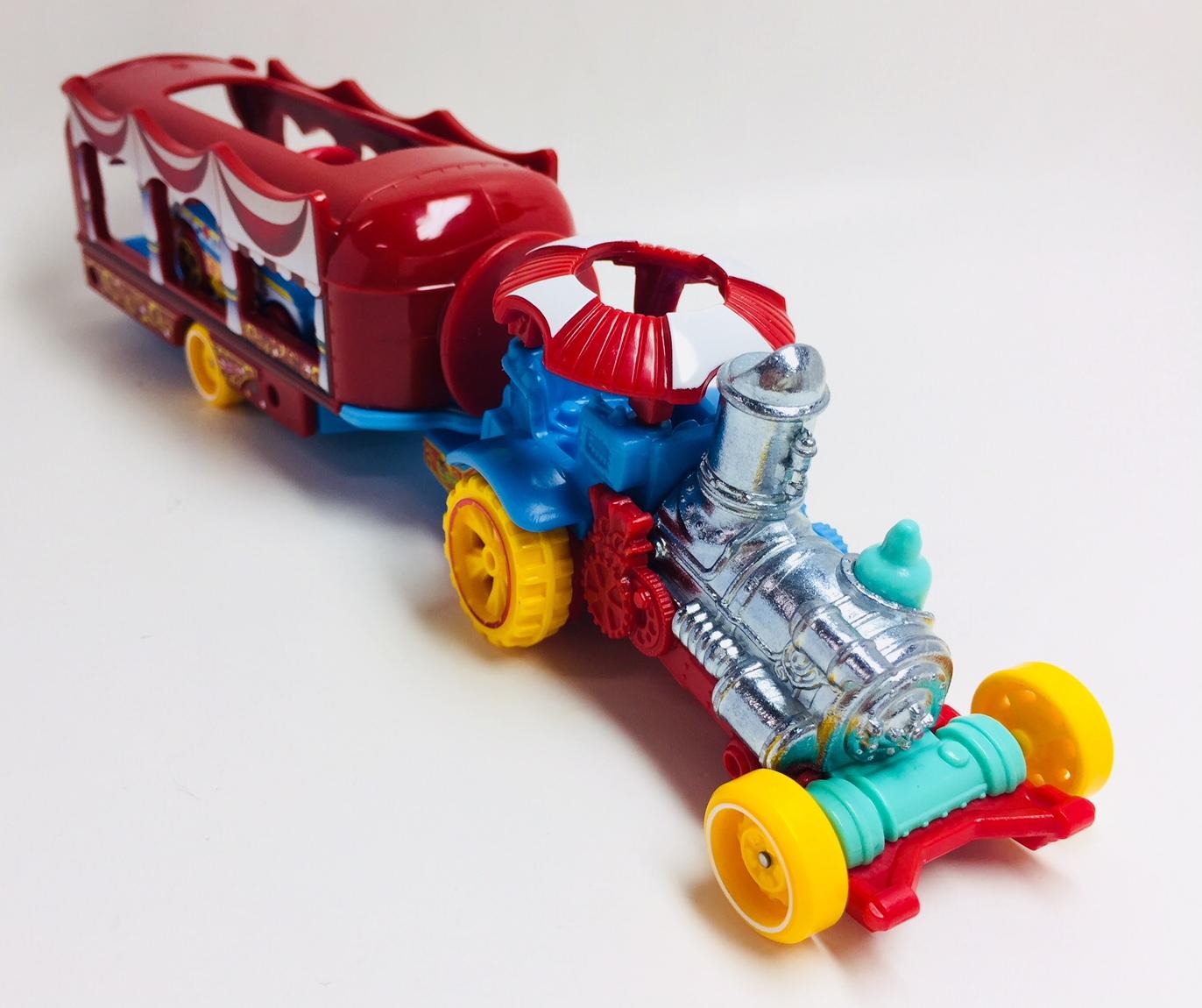 Car-Nival Steamer