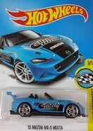 2017 HW Speed Graphics 09-10 177-365 '15 Mazda MX-5 Miata 'Eibach' Blue