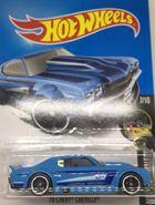 2017 Night Burnerz 07-10 310-365 '70 Chevy Chevelle SS 'Goodyear Hotchkis' Blue