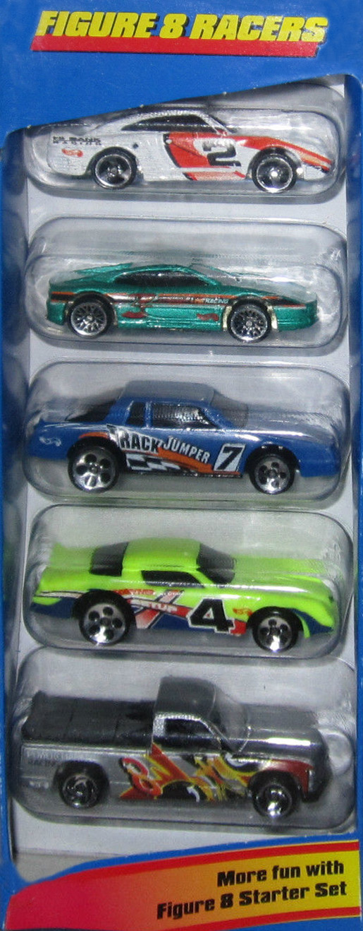 Figure 8 Racers 5-Pack
