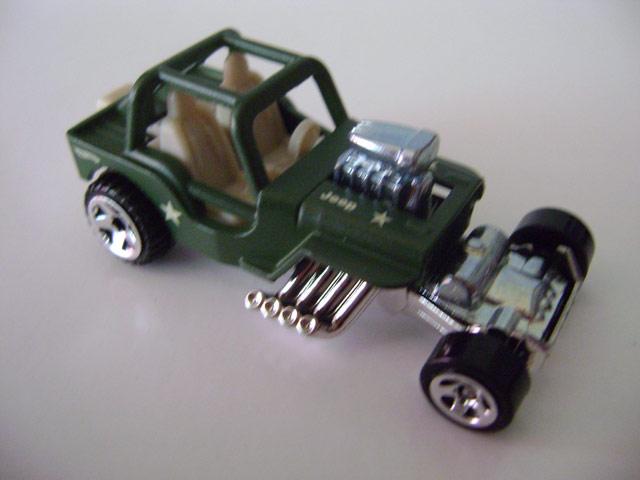 Custom '42 Jeep CJ-2A