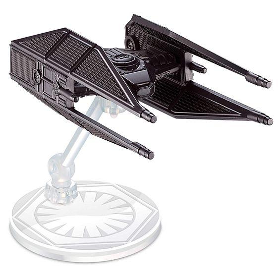 Kylo Ren's TIE Silencer (Starship)