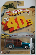 Woodie Cars of the Decades