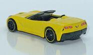 14' Corvette Stingray convertible (4925) HW L1210125