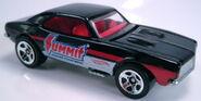'67 Camaro black summit racing HW Performance 2013