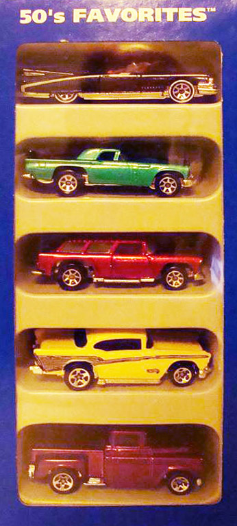 '50's Favorites 5-Pack