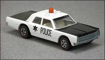 Custom Police Cruiser
