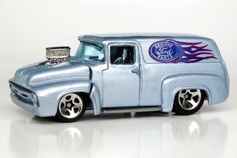 Hot Wheels Real Riders Gold Custom 50/'s Truck
