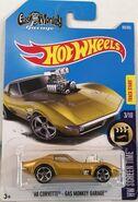 '68 Corvette - Gas Monkey Garage - DHN90 Card