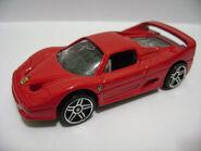 2007-Ferrari F50