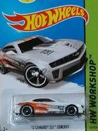 2014 246-250 HW Workshop - Performance '12 Camaro ZL1 Concept '68 Speedhunters' White
