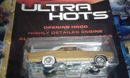 65 Pontiac GTO (gold) (J2827)