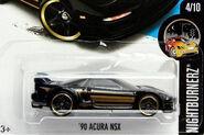 90 Acura NSX Black Nightburnerz