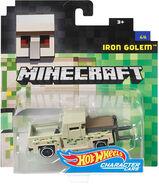 DXT25 Iron Golem package front