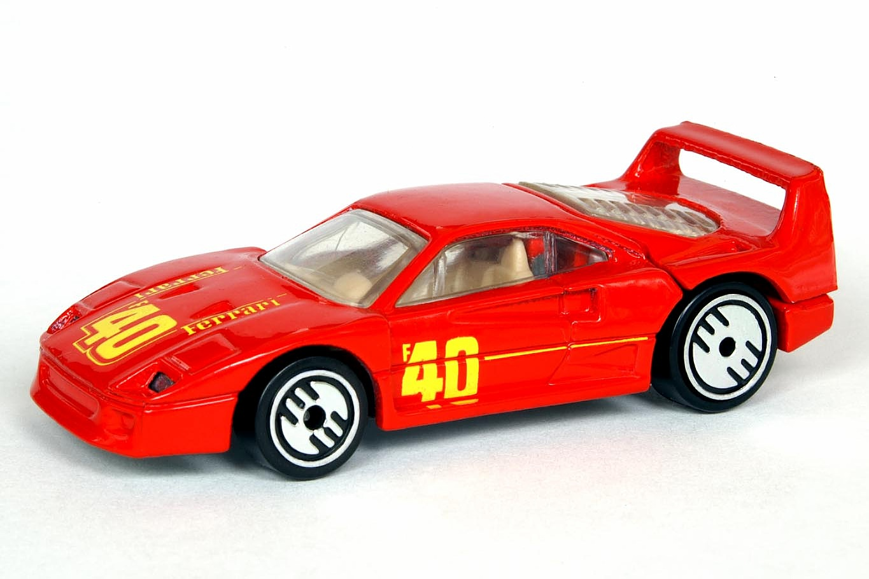 List of 1989 Hot Wheels new castings
