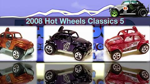 Hot Wheels - Baja Bug - Yonk Collection Dubstep Montage 10