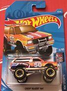 Chevy - Blazer 4x4 FJY31 Card