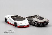 Duo of 16 Lamborghini Centenario Roadster-1