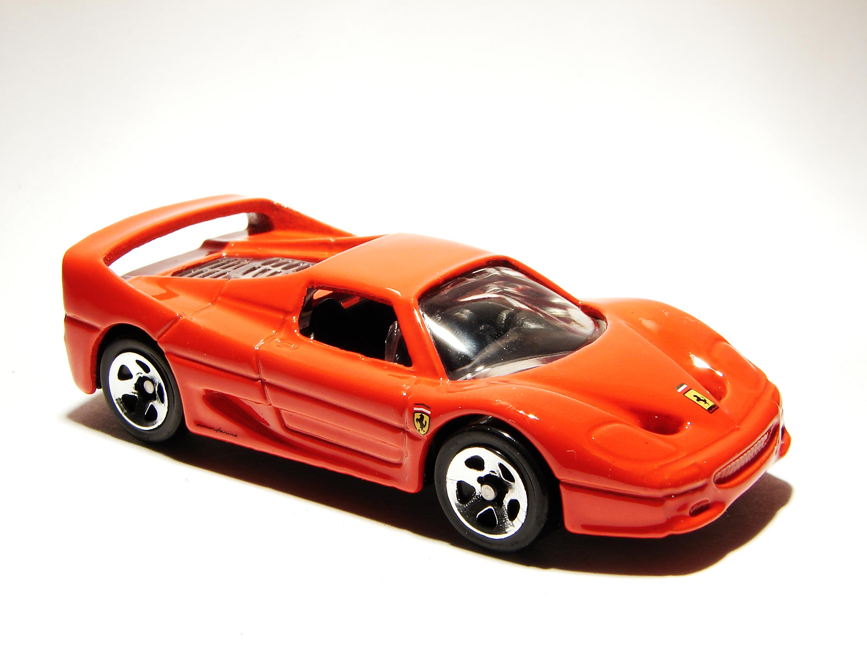 Ferrari F50 Challenge Hot Wheels Wiki Fandom