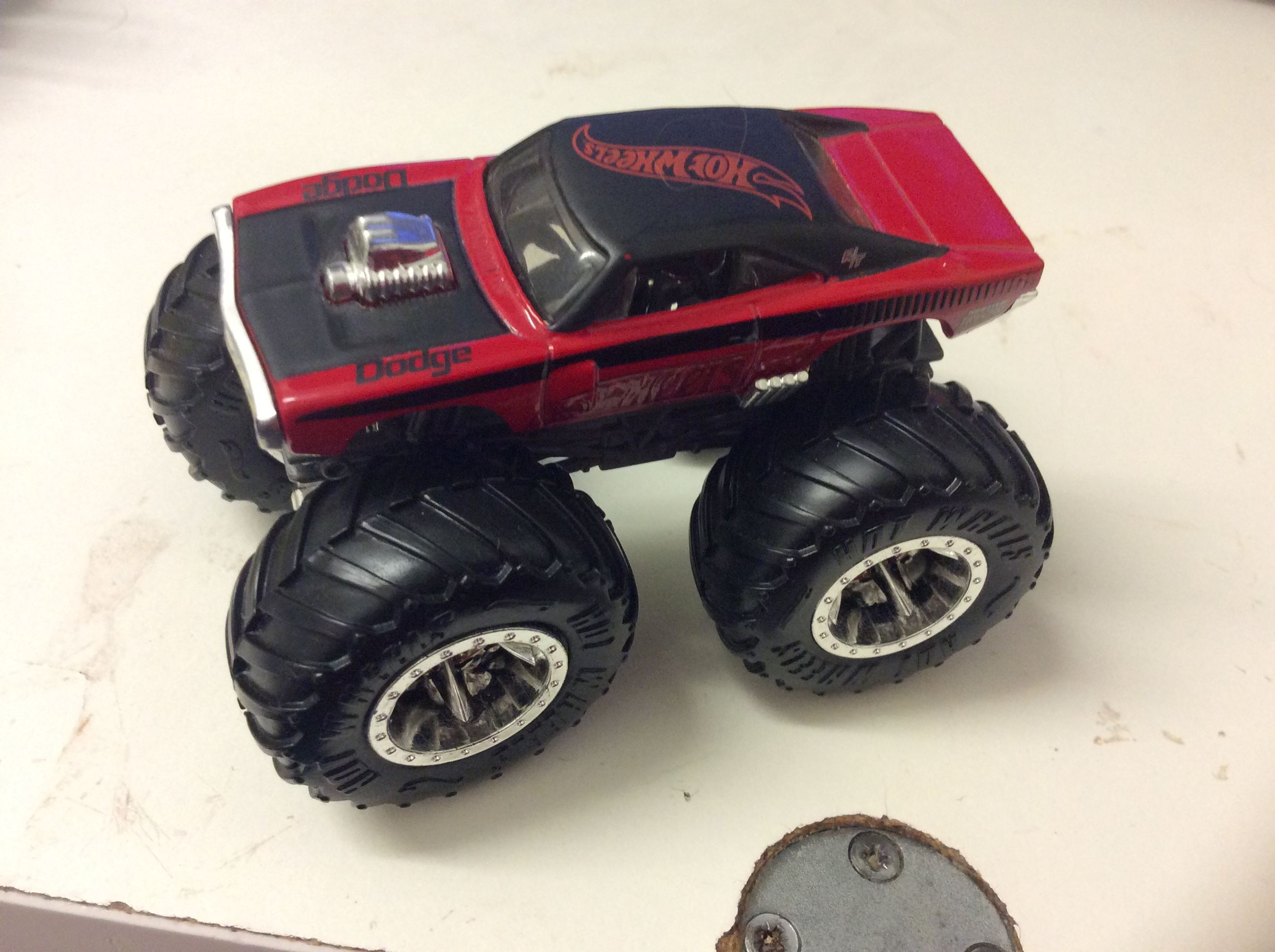 Dodge Charger R T Monster Truck Hot Wheels Wiki Fandom
