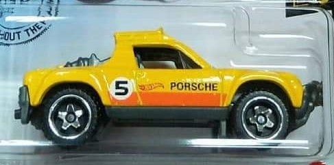 Porsche 914 Safari