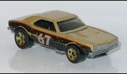 1967 Camaro (3900) HW L1170306