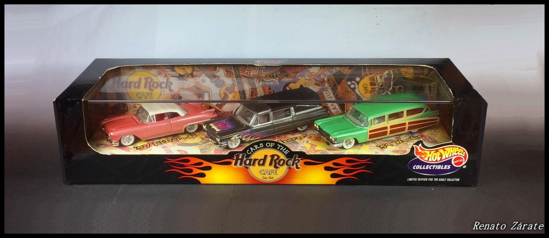 Hard Rock Cafe 3-Car Sets