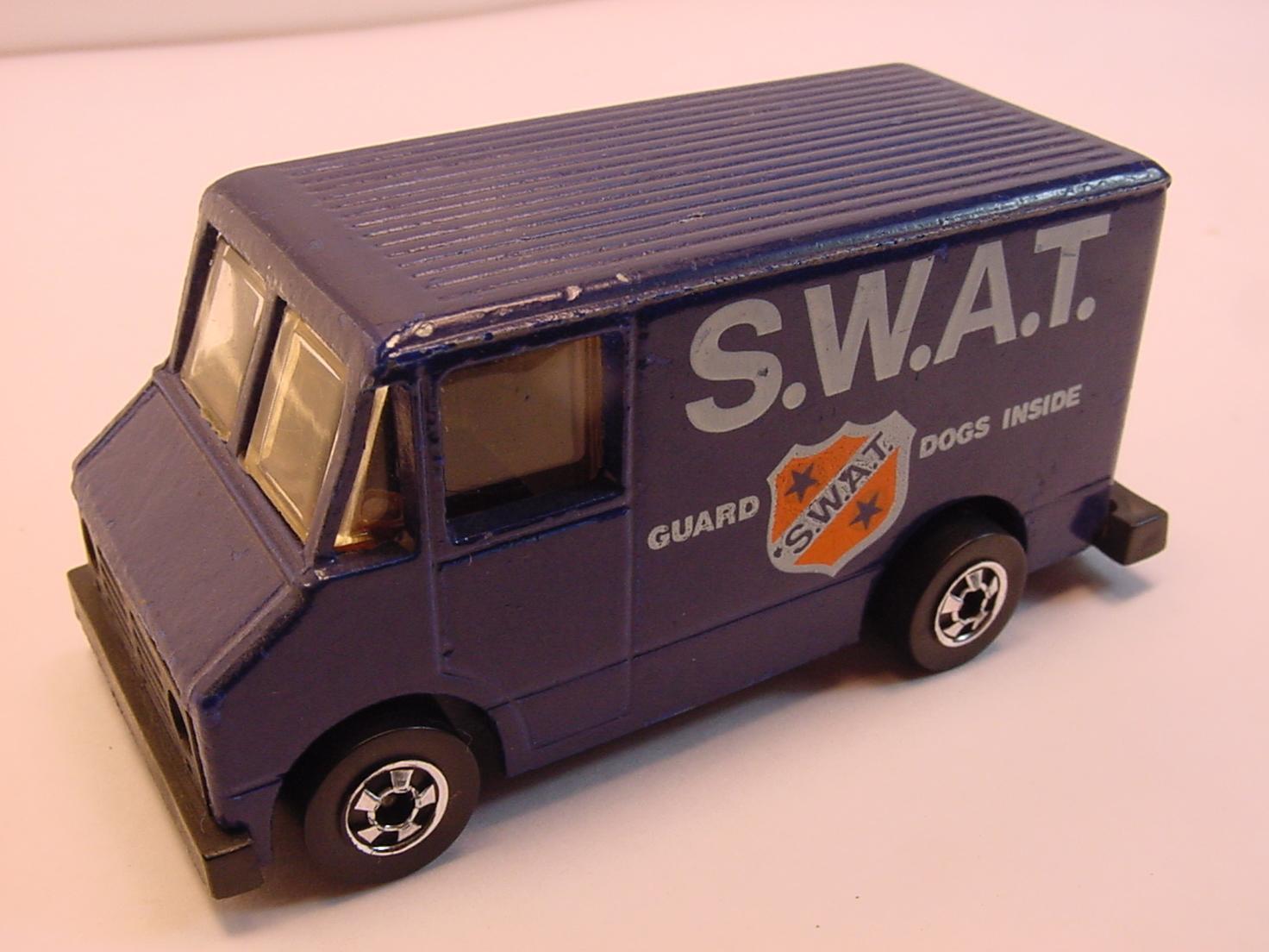 S.W.A.T. Van