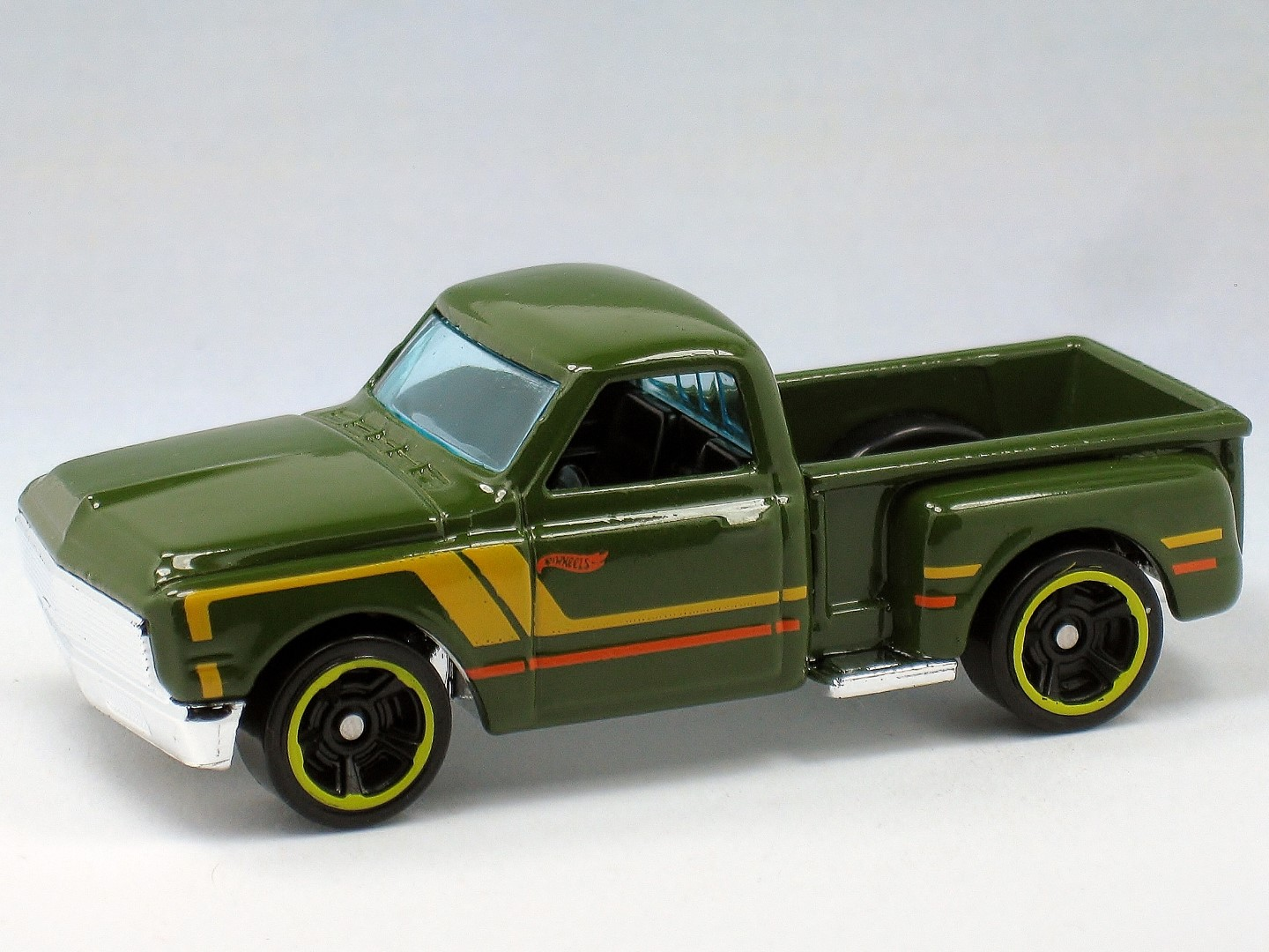 '69 Chevy Pickup (2020 retool)