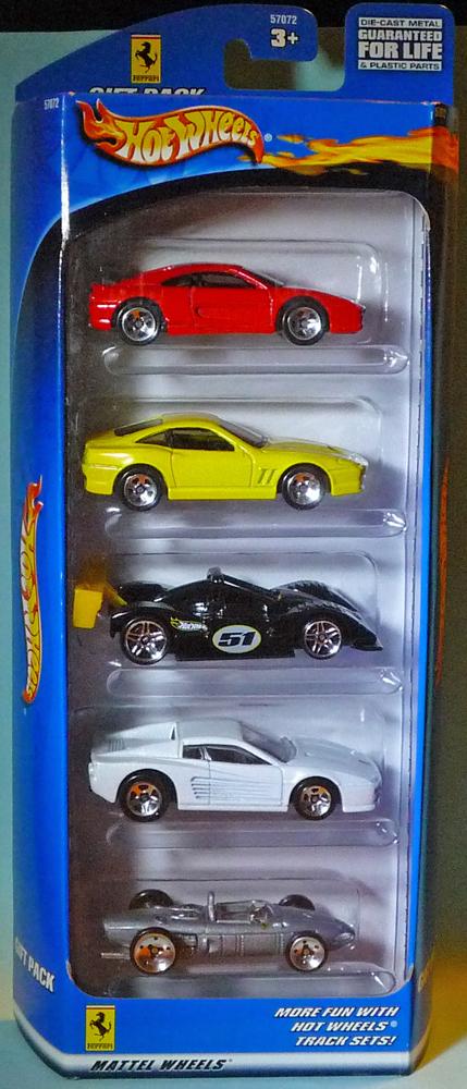 Ferrari 5-Pack (2003)
