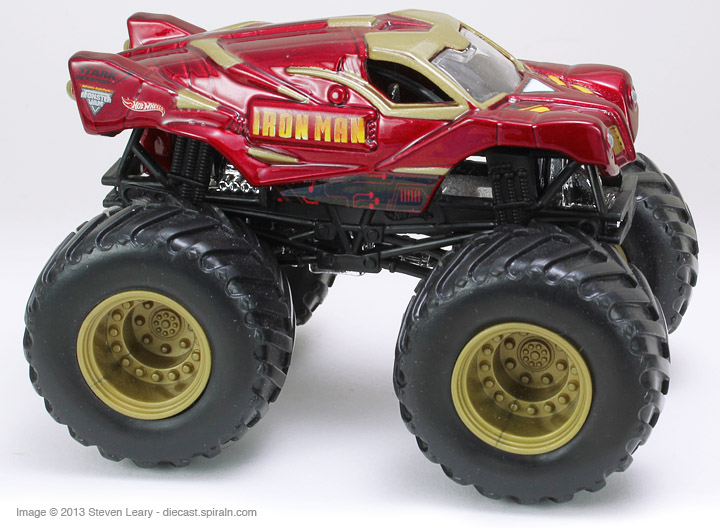 Iron Man (Monster Jam)