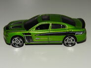 2018 multipack '11 Dodge Charger - Green - 04