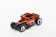 Bone Shacker 50th Anniv Race Team Orange Version (2)