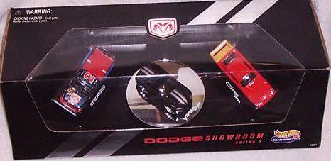 Dodge Showroom 3-Pack