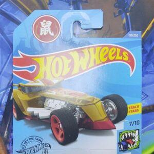 Hot Wheels 2016 Street Beasts Ratical Racer 202//250 Purple