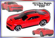 2012 New Models 12 Camaro ZL1