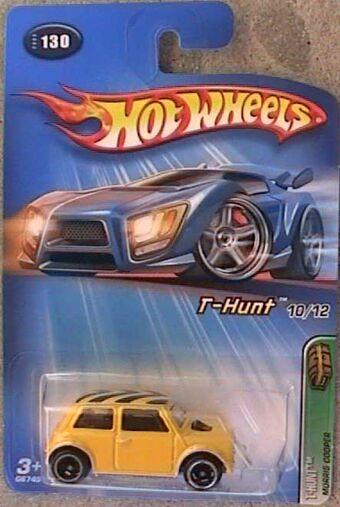HOT WHEELS REGULAR TREASURE HUNT CARS COLLECTION