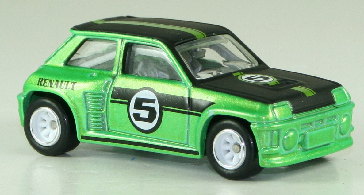 Renault 5 Turbo (widebody)
