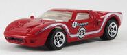 Hot Wheels Ford GT-40 2000 Powershift Garage 5 pack (1)