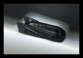Shields Up and Batmobile 2004.jpg