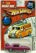 '70 Plymouth Superbird - 2006 Holiday Rods -Magenta